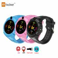 FocusSmart Vm50 Kids Smart Watch with Camera WIFI GPS Location Touch Screen Smartwatch SOS Anti-Lost Monitor Tracker pk Q528Q90