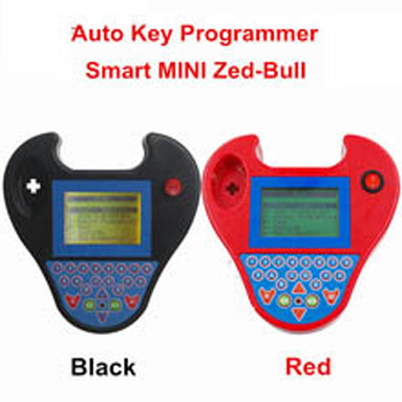 2019 Newest V508 MINI Zed Bull Key Programming Immobilizer Fast Speed Super MINI Zed Bull ZedBull for Car Key Copy Chips