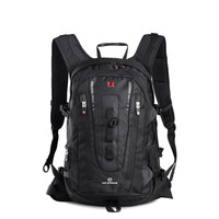 Free Shipping Swisswin Lemochic Laptop Backpack For 15 6 Inch Notebook Computer Swiss Multifunctional Travel School
