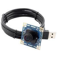 ELP SONY IMX179 8MP High Definition Mini Wide Angle CCTV Fisheye USB Camera Module For Andorid