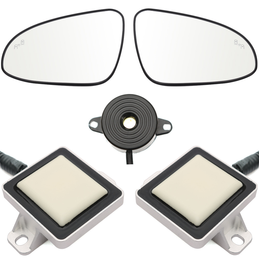Car Blind Spot Detection System for AUDI Benz Honda Peugeot Buick VW Skoda Toyota Lexus Hyundai Chevrolet Ford Nissan Kia Mazda цена