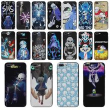Yinuoda Phone Accessories Case undertale papyrus sans doggo For iphone 5S SE 5 7 7plus X 8 8plus 6s 6 6plus XSMAX XS XR Coque