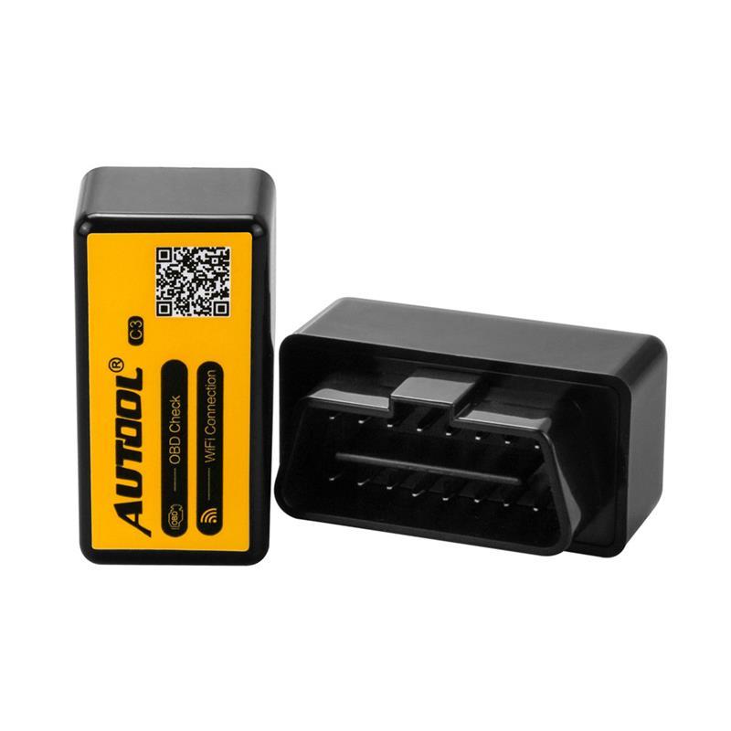 AUTOOL C3 Wi-Fi/Bluetooth V1.5 OBD2 автомобильный диагностический инструмент PIC18F25K80 чипы V1.5