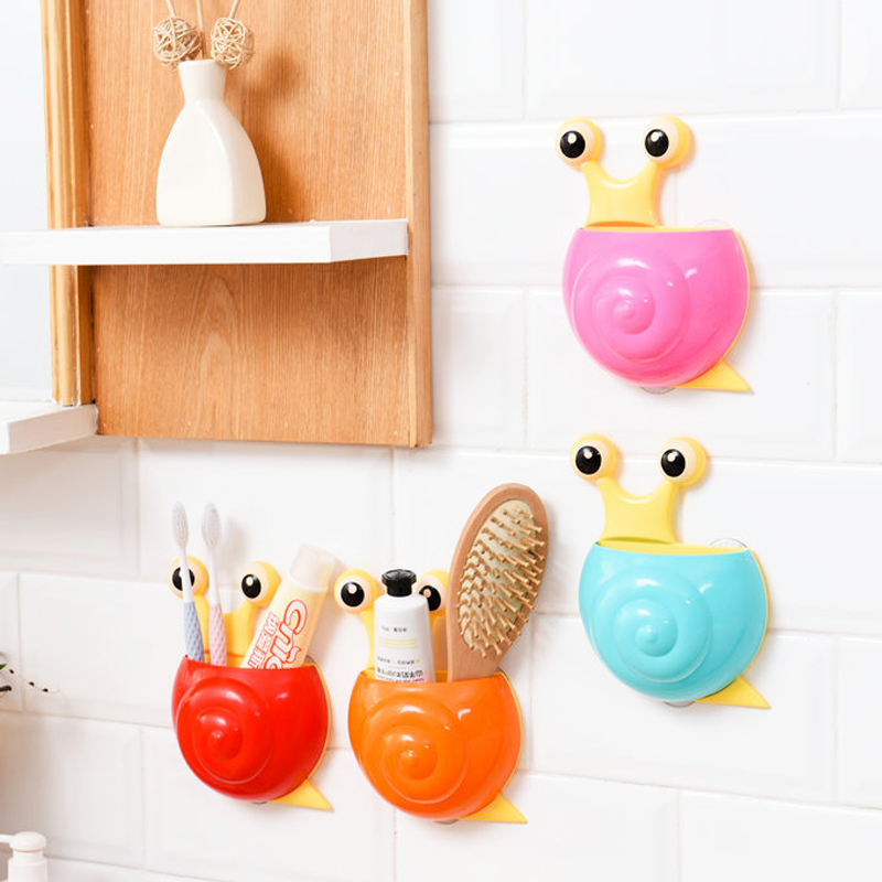 Toothbrush Holder Caroon Children Kids