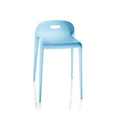 Plastikstuhl Ikea spezielle minimalistischen skandinavischen moderne kreative pferd