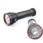 20000 люмен 14x Xm L T6 светодиодный фонарик Охота яркий фонарик