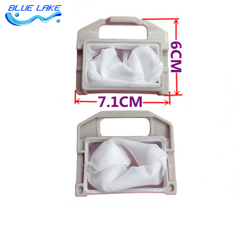 Dust Bag Original Oem Washing Machine Filter Bag Suitable For Little Swan Washing Machine Filter Box Xqb30-8/83al/xqb40-81 Jade White