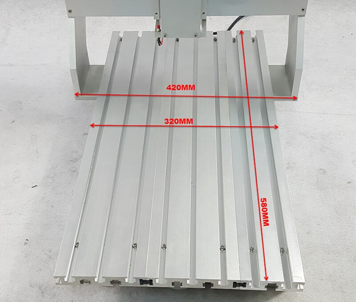 CNC 3040 frame (10)