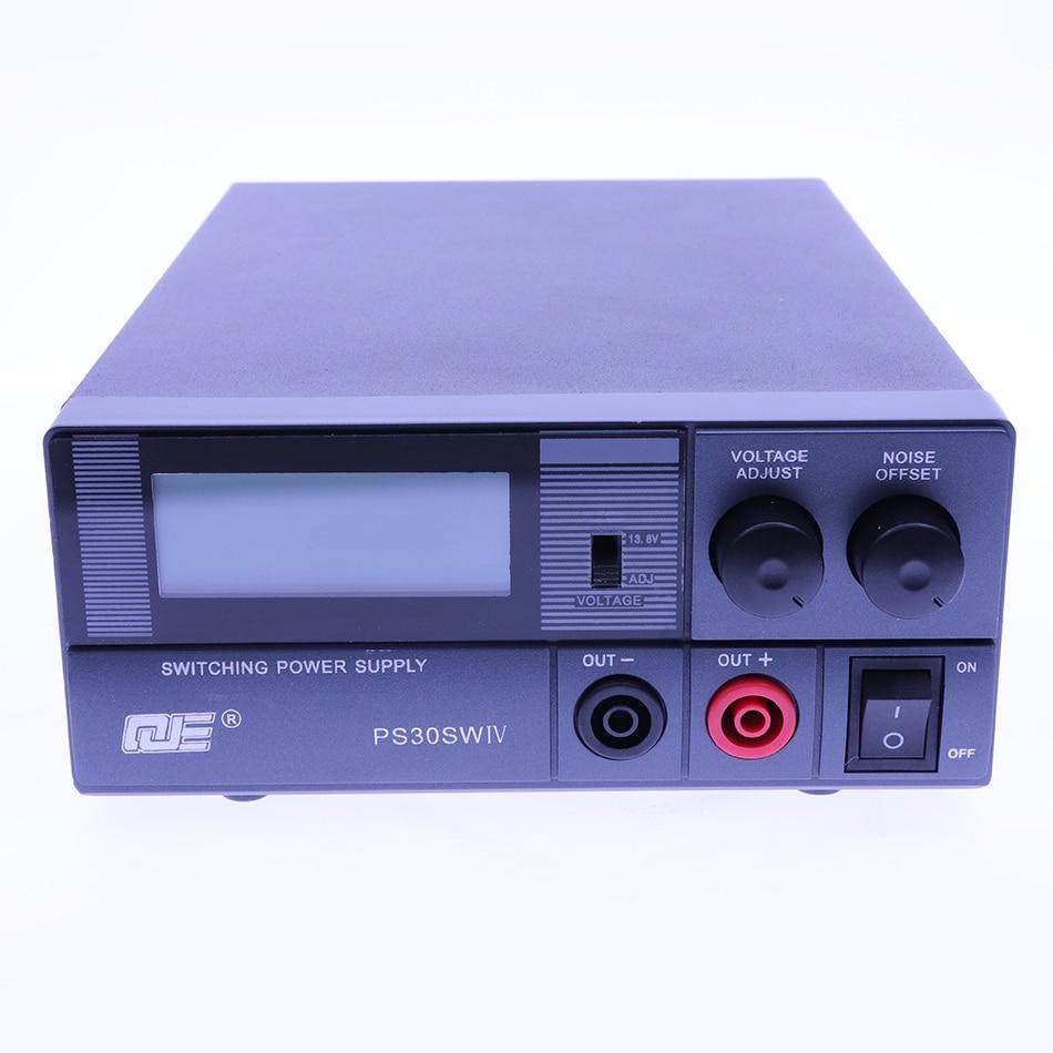 PS30SWIV Ham radio base station wagon raffinatezza di comunicazione di alimentazione 13.8 V 30A PS30SWIV 4 generazioni