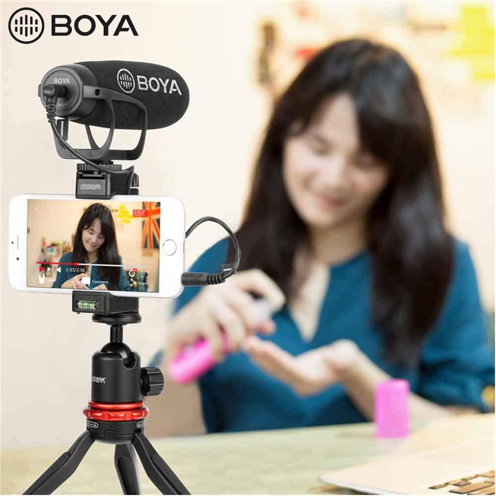 Boya BY-BM2021 Compact Shotgun Microphone 5