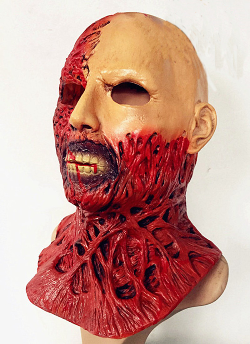 Online Buy Wholesale scary zombie mask from China scary zombie ...