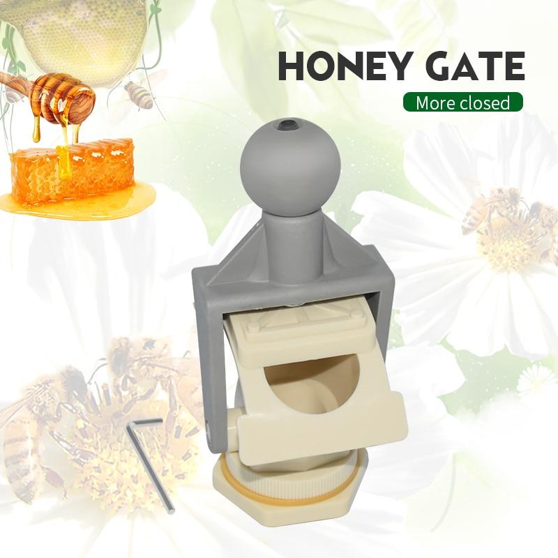 Brand 1PCS Plastic Honey Gate Beekeeping Tool Extractor Honey Tap Beekeeping Bottling Tool Suitable For Bee Keeping Equipment