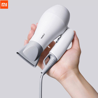 Original Xiaomi Yueli Portable Hair Dryer Professional 1200W Hairstyling Tools 110-220V Hairdryer Blow Dryer Travel Household Smart Remote Control