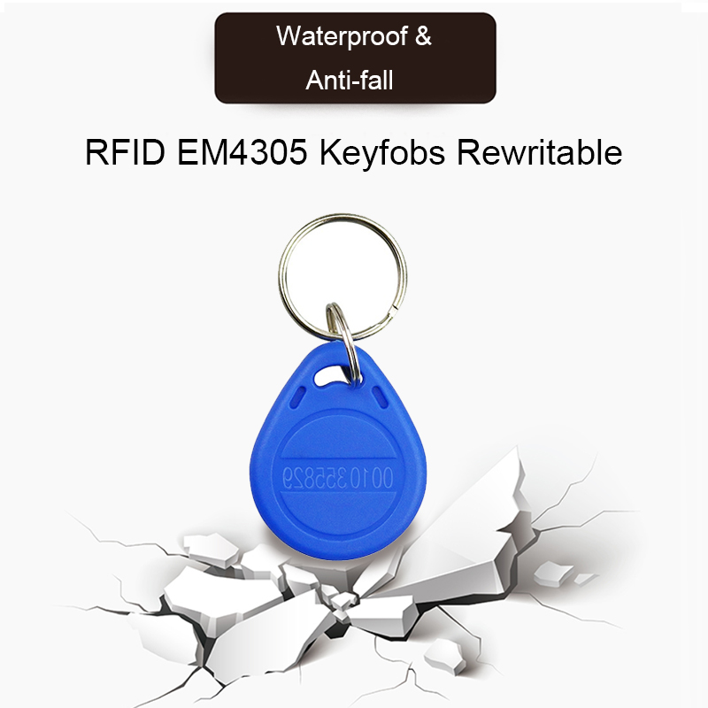 All kinds of cheap motor 125khz rfid card tag em4305 in All B