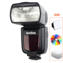 цена на Godox V850II Universal Flash TTL 2.4G Master/Slave Li-ion Battery Speedlite for Canon Nikon Sony Pentax Olympus All Dslr Camara