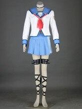 Angel Beats Cosplay Iwasawa Masami uniforme para mujer Anime Cosplay sailor cosumes halloween