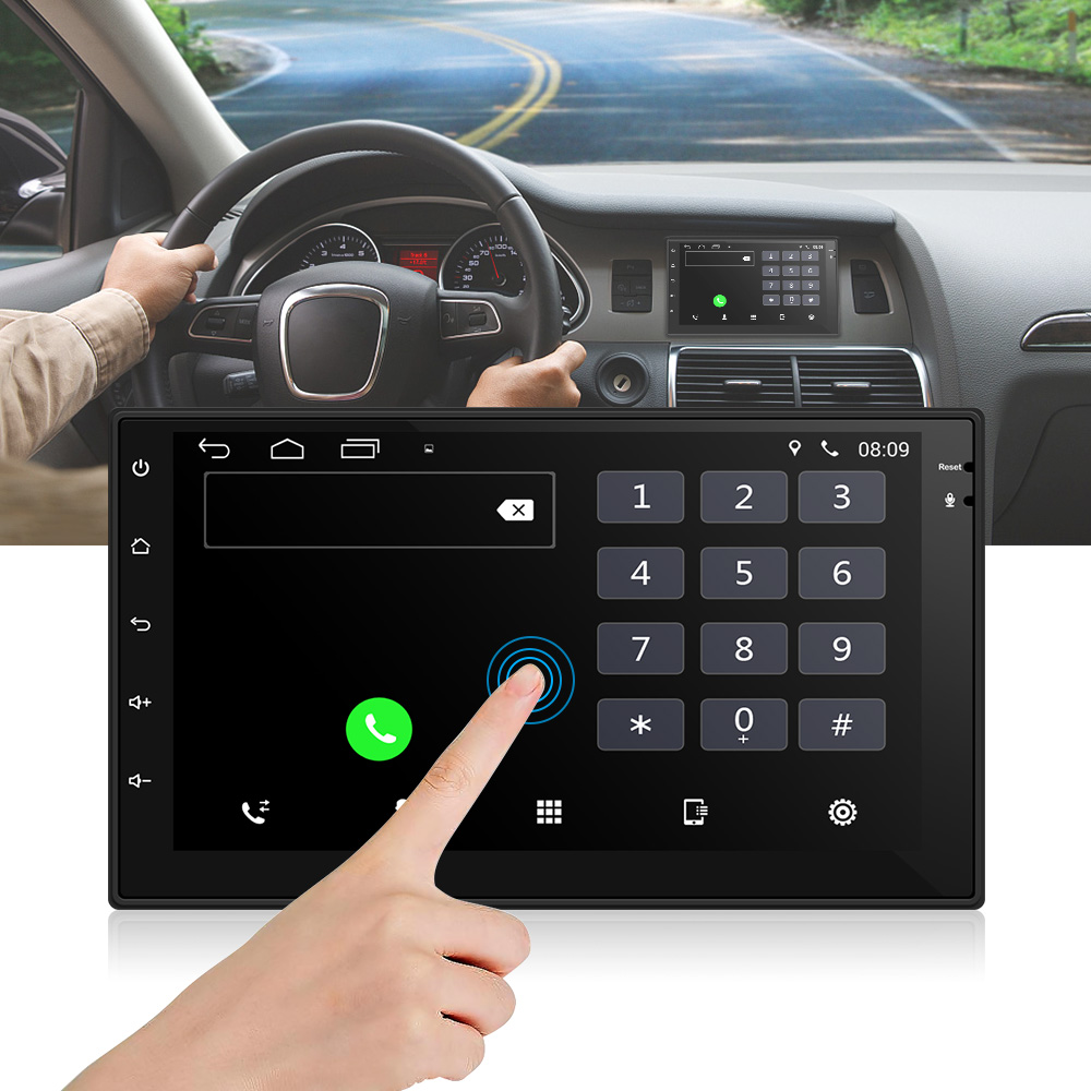 Touch Navigation Screen States