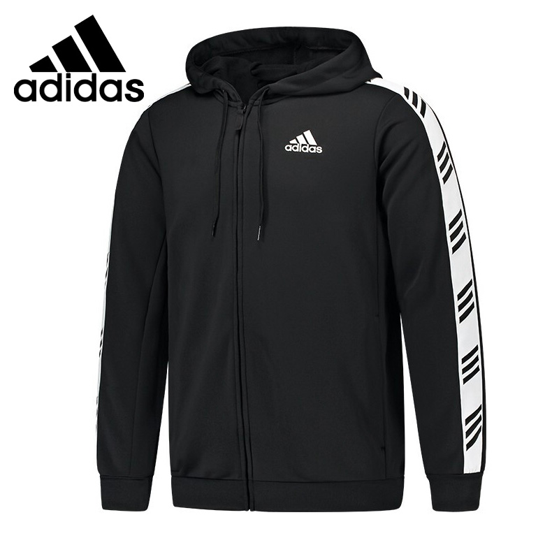 Original New Arrival  Adidas PM HOODIE Men's jacket Hooded  Sportswear