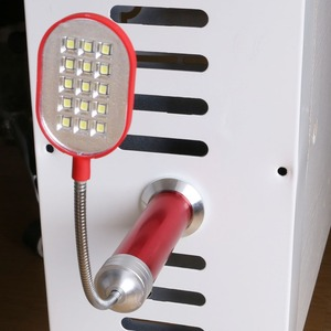 Image 5 - ไฟฉาย 15 SMD ไฟ LED 300 Lumen ไฟฉายมีความยืดหยุ่นโคมไฟไฟฉายแม่เหล็กไฟฉายที่สมบูรณ์แบบบ้าน