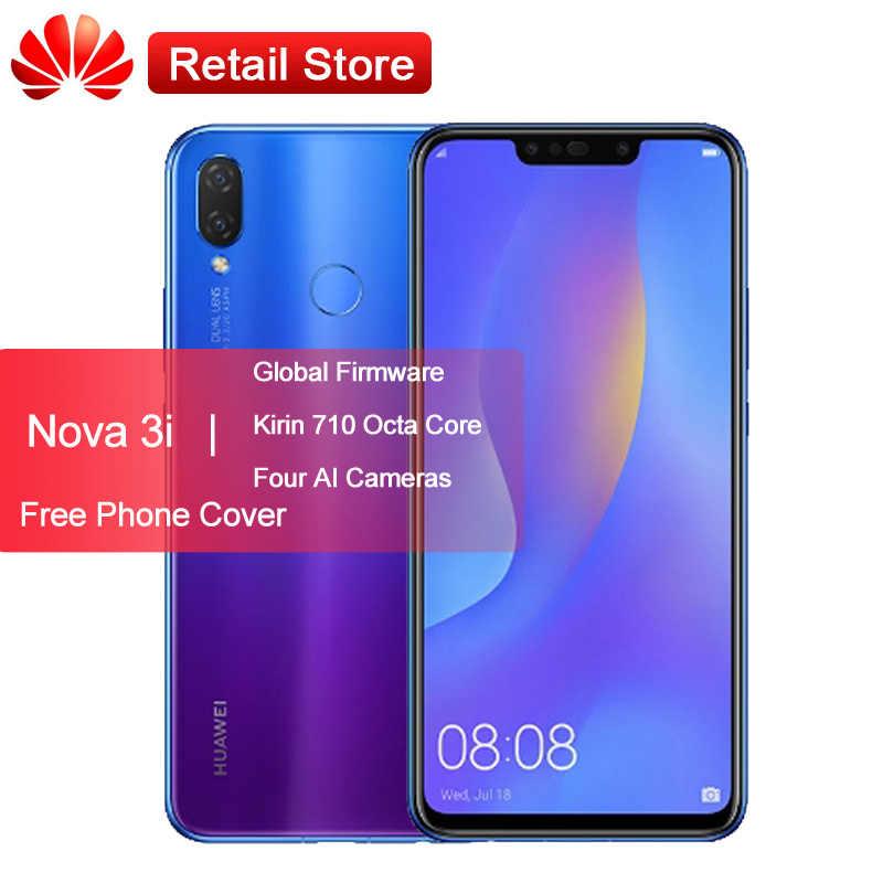 Detail Feedback Questions about Huawei Nova 3i P Smart Plus