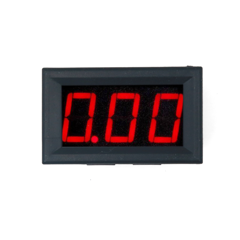 New arrival Car Motor Motorcycle voltmeter <font><b>DC</b></font> <font><b>0</b></font>-100V <font><b>0</b></font>.56