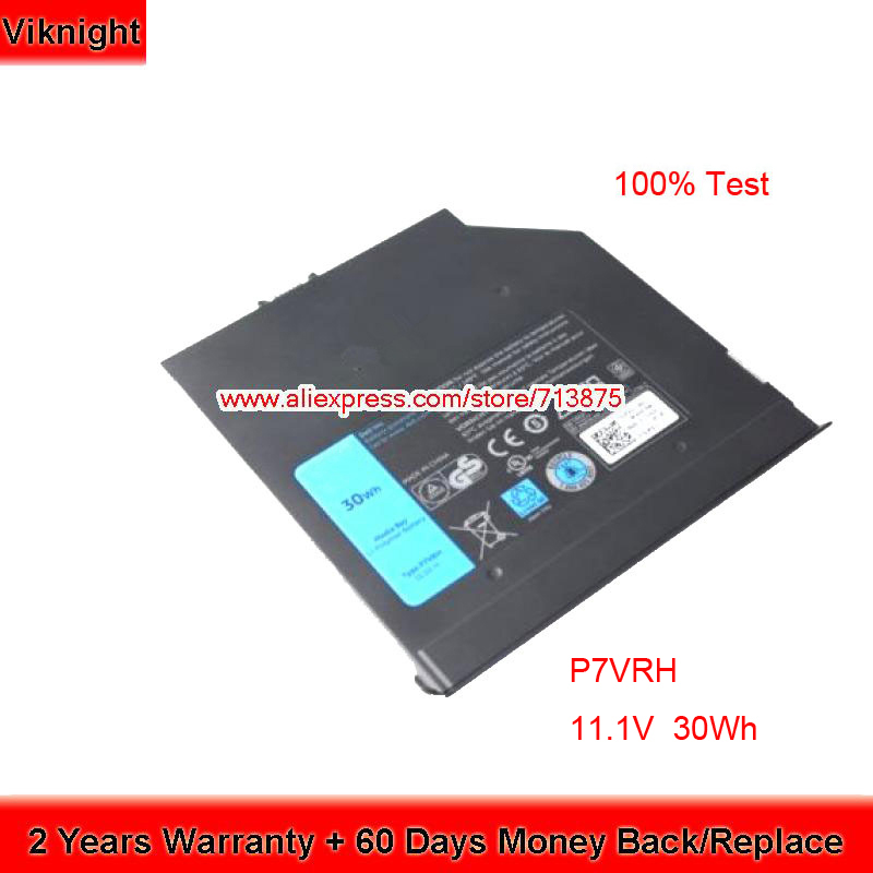 100% Test 11.1V 30Wh P7VRH Laptop Battery For DELL Latitude E6420 E6320 E6430 E6320 E6330 P7VRH