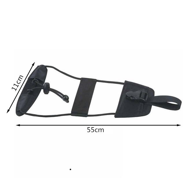 Elastický batožinový popruh Cestovné tašky Kufor Nastaviteľné bezpečnostné príslušenstvo Cestovanie Travel