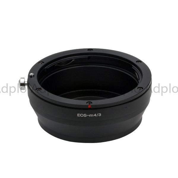lens adapter Work for Canon EOS Mount Lens to Micro 4/3 M4/3 Camera GM1 G5 E-PL1 E-PL5 GF6 GX7
