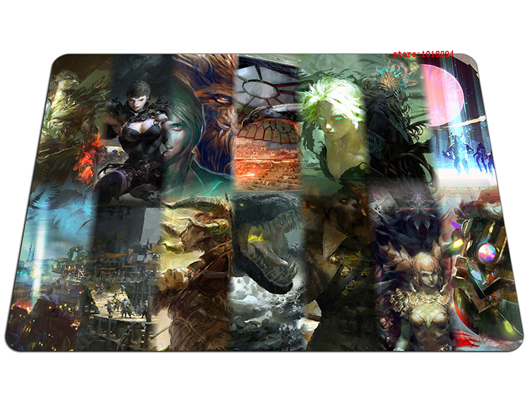 guild wars 2 mouse pad hot sales gaming mousepad custom gamer mouse mat pad game computer desk padmouse keyboard large play mats