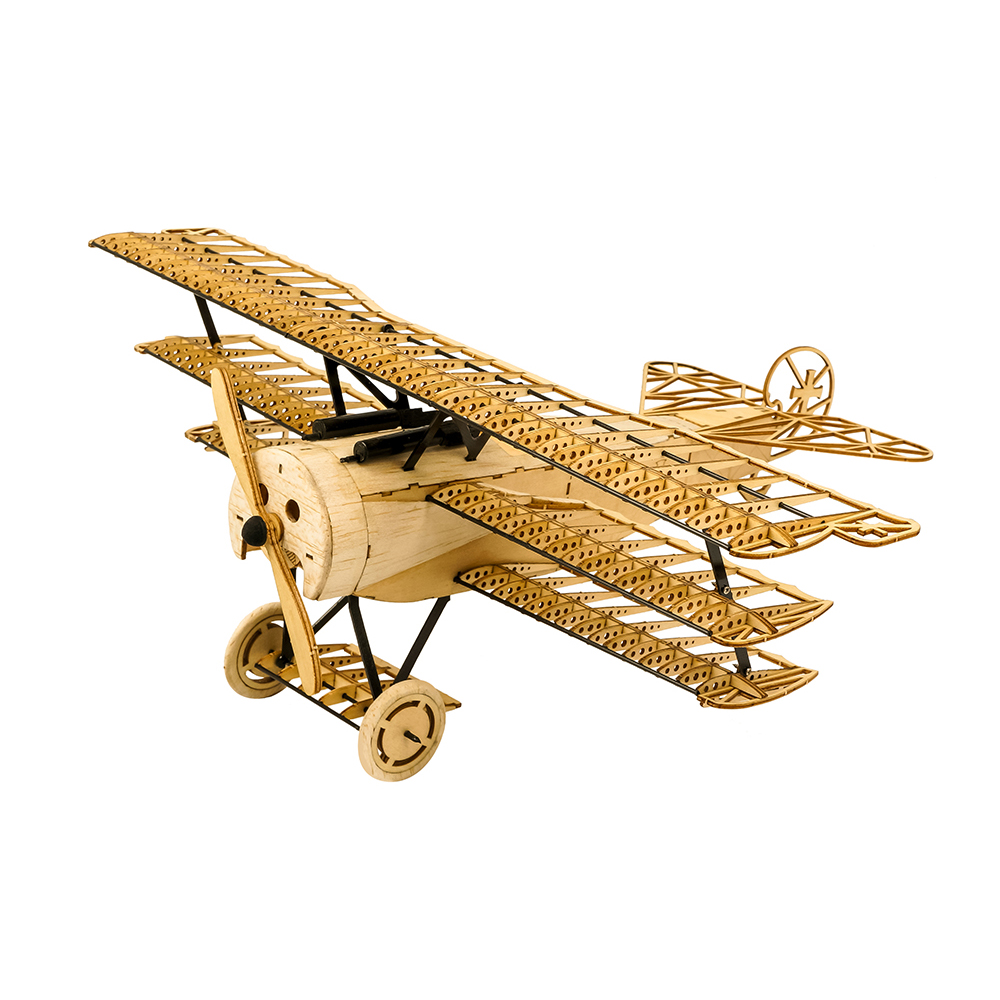 Us 328 25 Offvx11 118 Fokker Dri Wooden Static Wood Airplane Model Display Replica Aircraft Plane Toys Furnishing Gift For Children Kids In Rc