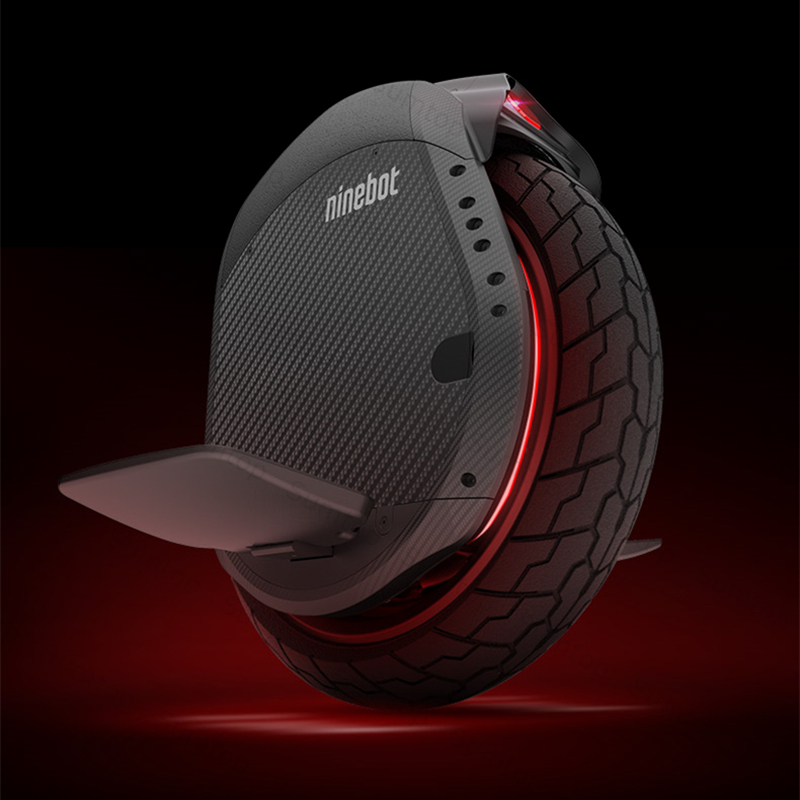 US $1024 35 36% OFF|Original Ninebot One Z10 Self Balancing Wheel Scooter  Electric Unicycle 1800W Motor Speed 45km/h build in Handle Hoverboard Z