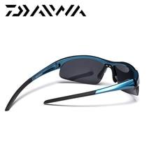 Daiwa outdoor sports fishing sunglasses men fishing glasses Cycling climbing sunglasses with resin objective polarized pesca