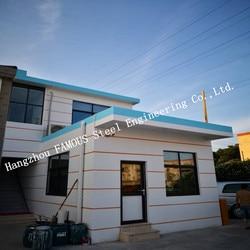 China Staal Quick Gemonteerd Betaalbare Woningbouw Complex EPC Aannemer Bouw voor Lage Inkomen Personeel