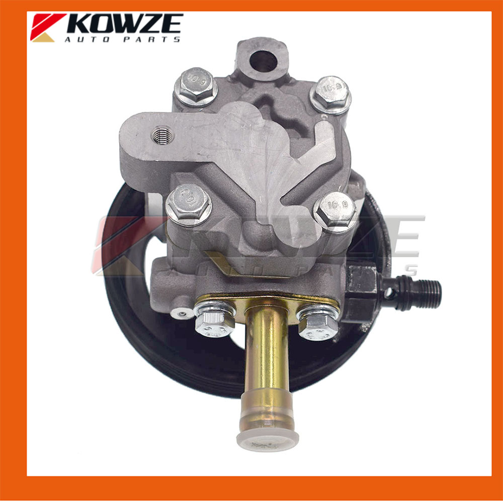Power Steering Oil Pump for Mitsubishi Pickup Triton L200 old model K64T K74T 4D56 2.5 Diesel MR374897 new water pump md997686 for engine 4d56 pickup turck page 3