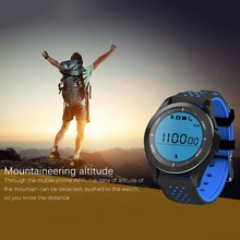 NO 1 F3 Bluetooth 4 0 IP68 Waterproof Sports Smart Watch Remote Camera Outdoor Mode Fitness