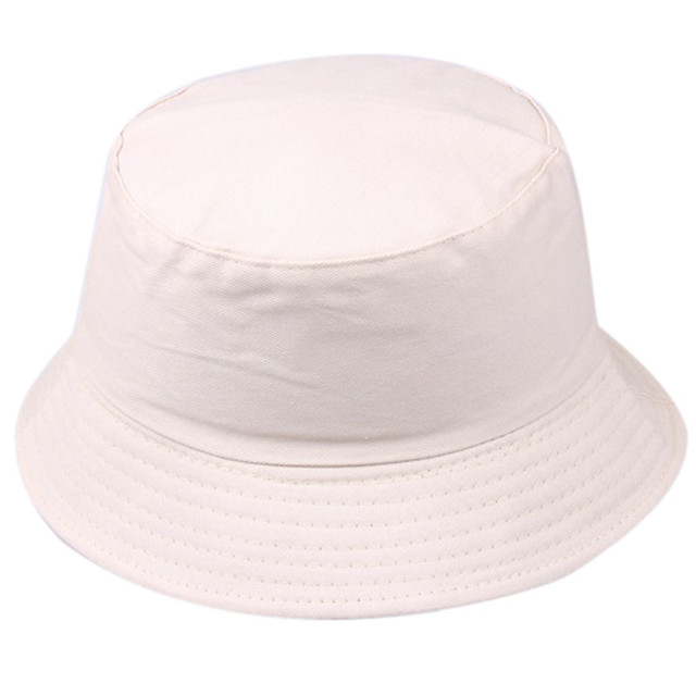 Solid Harajuku Bucket Hat Fishing Outdoor Hip Hop Cap Men s Summer For Fisherman Hat women New Sun Hats 1