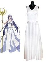 Envío Gratis de Saint Seiya: The Lost Canvas-el Mito de Hades Athena Cosplay del Anime