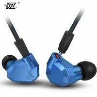 DHL 20PCS Lot KZ ZS5 Headset Music Earbud 2DD 2BA Hybrid In Ear Earphone HIFI DJ