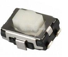 200 шт./лот Бесплатная доставка оригинальный Японский 3x4x2.1 SMD кнопка слива сенсорный EVQP2R02M
