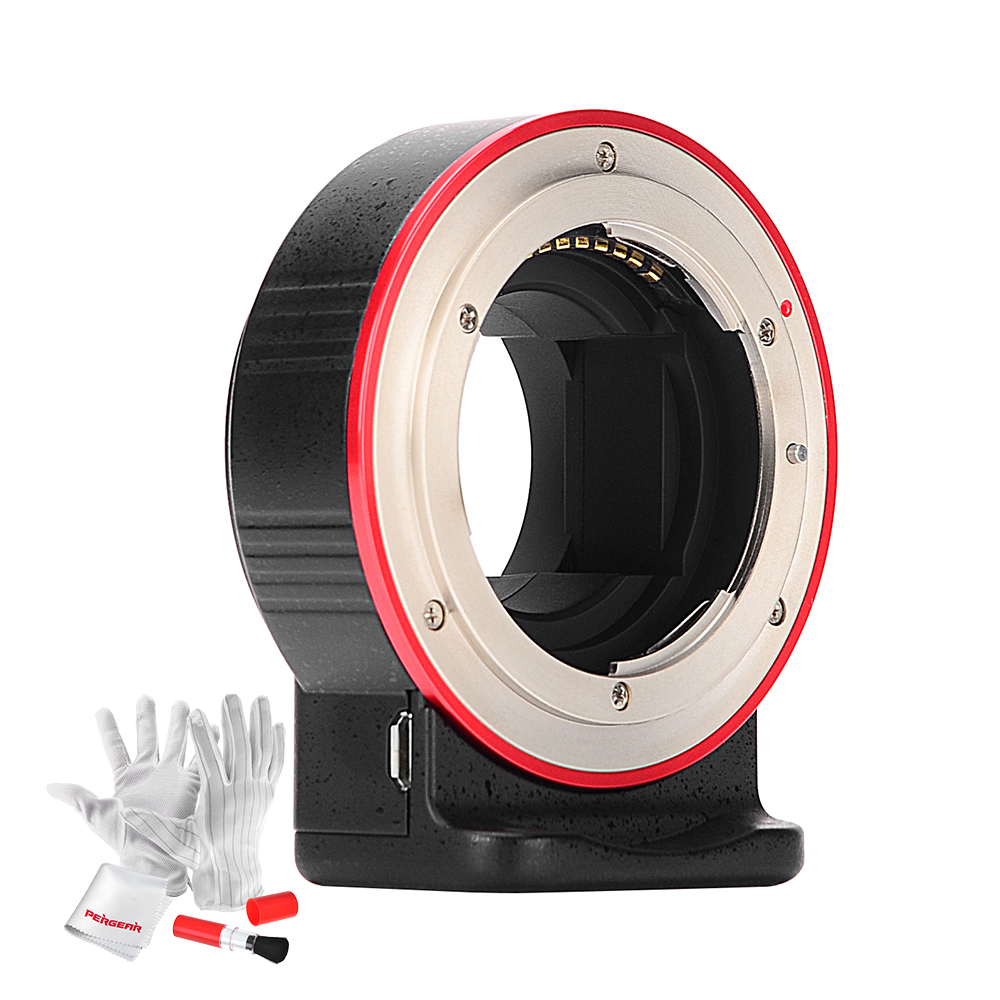 Aoda ENF-E Lens Mount Adapter for Nikon F-mount Lens for Sony E Mount A7R2 A7II A6300 A6500 A7R Mark II Camera цена и фото