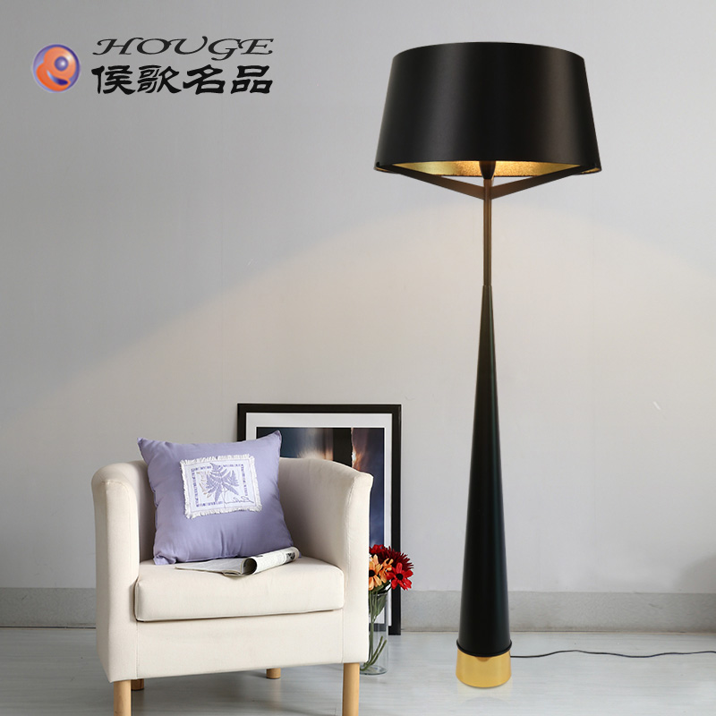 Song Room Bedroom Designer Cloth Lamp Simple Living