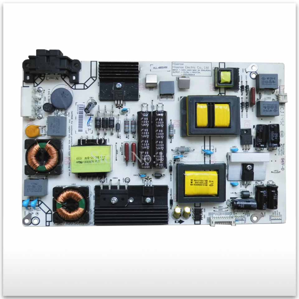 95% NEW Power Supply board LED55K370 RSAG7.820.5687/ROH HLL-4856WA second-hand eax62106801 3 lgp26 lgp32 new universal power board second photo page 1