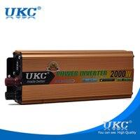 CE Modified Sine Wave Car inverter 12v 220v 2000w Inverter Converter Power Inverter Charger with USB