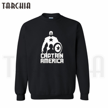 TARCHIA free shipping pullover sweatshirt personalized man coat casual parental captain American survetement homme boy