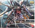 BANDAI MG HD Gundam Strike Rouge RM 1/100 assembly toy model kit