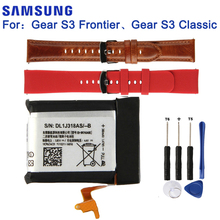 SAMSUNG Original Band And Battery EB-BR760ABE For Samsung Gear S3 Frontier Classic Smart Watch SM-R760 SM-R770 SM-R765 380mAh