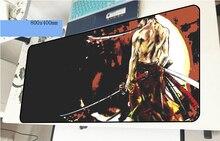 Одна деталь геймерский коврик для мыши очаровательны 800x400x2 мм игровой мышь pad большой best тетрадь pc интимные аксессуары ноутбук padmouse эргономичный коврик