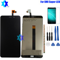 For Original UMI Super LCD Display Touch Screen Panel Digital Replacement Parts Assembly 5 5 Inch