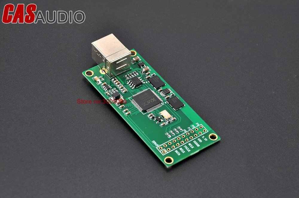 Новый XMOS XU208 U208 USB к I2S IIS DSD конвертер 384 K XMOS XU208 цифровой интерфейс USB модуль для DAC, удивительная звучание