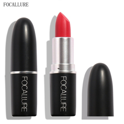 Focallure 18pcs/set Silky Brand Matte Red Lip Makeup Lipsticks Waterproof Long-lasting Easy to Wear Cosmetic Care Lips Gloss